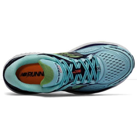 exceptional range of colors novel style 2019 factory price NIB New Balance 860v7 size 8 running sneakers teal NWT